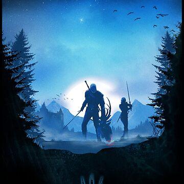 Wild Hunt  by graphicninja