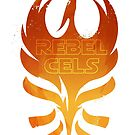 The Rebels Podcast Phoenix Flame by ThunderQuack  Podcast Network