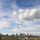 Sky Line by ionclad