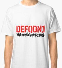 Week-end warrior T-shirt classique