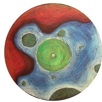 Strange Planet by JNTremblay