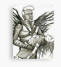 Broken Souls Canvas Print