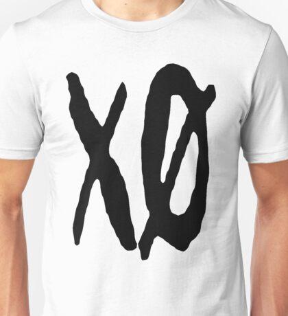 XO Slash [Black] Unisex T-Shirt