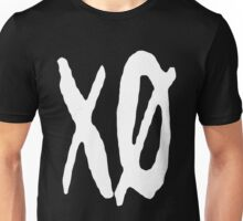 XO Slash [White] Unisex T-Shirt