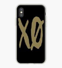 XO Slash [Gold] iPhone Case