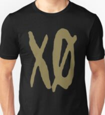 XO Slash [Gold] T-Shirt