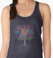 It Grows on Trees - Color Women's Tank Top