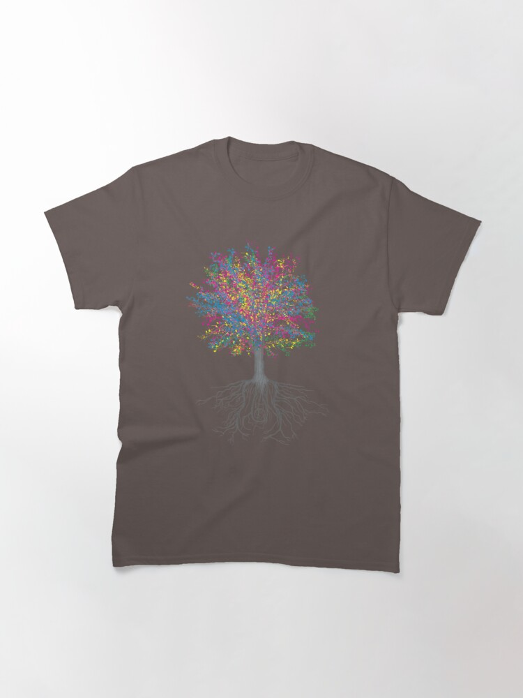 Alternate view of It Grows on Trees - Color Classic T-Shirt