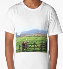 Hairy Coo Long T-Shirt