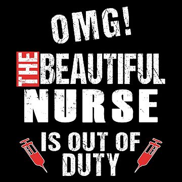 OMG! The Beautiful Nurse Is Out Of Duty by SmartStyle