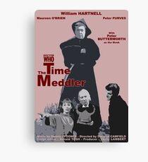 The Time Meddler Canvas Print