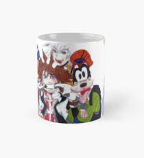 Kingdom Hearts- Group Mug