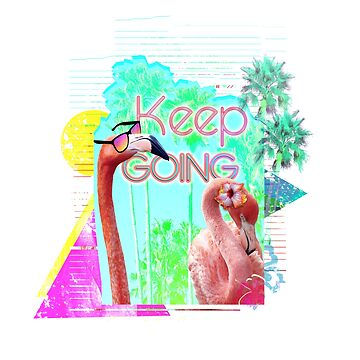 Flamingo Vacation by underwatercity
