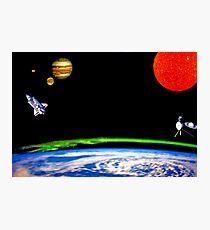 ALL NASA IMAGES Photographic Print