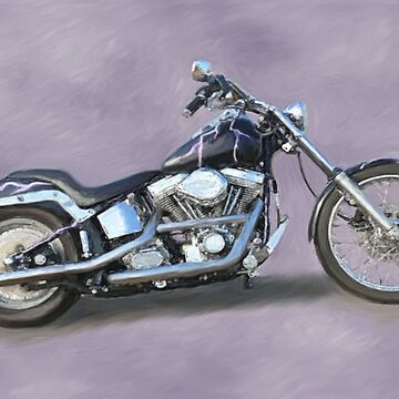 Harley by FaeryHuggles