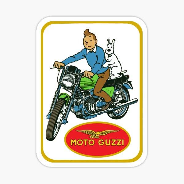 MOTO GUZZI Sticker