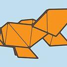Foldfish by Lestaret