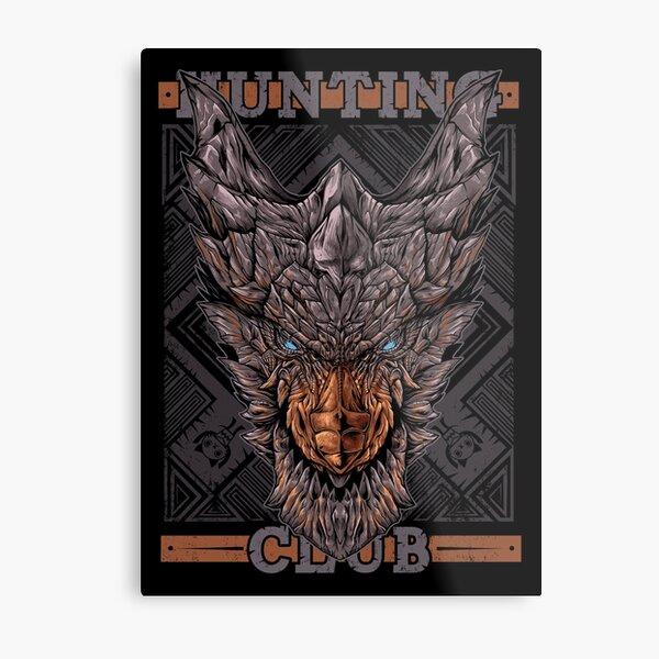 Hunting Club: Kushala Metal Print