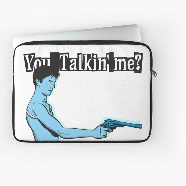 You Talking' me Laptoptasche