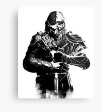 shadow of mordor Metal Print