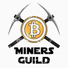 Bitcoin Miners Guild by Nerd Digs
