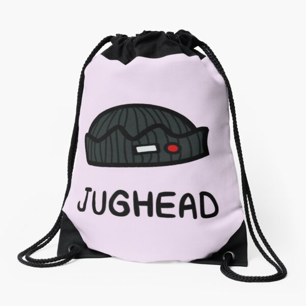 Jughead Jones Krone Mütze Turnbeutel