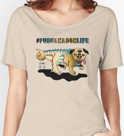 Puguanadon Life Relaxed Fit T-Shirt
