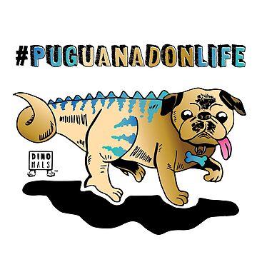 Puguanadon Life by Dinomals