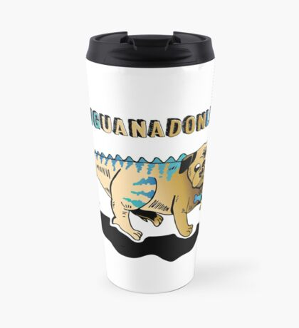 Puguanadon Life Travel Mug