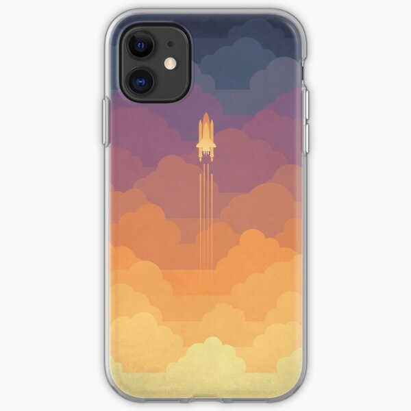 Clouds iPhone Soft Case