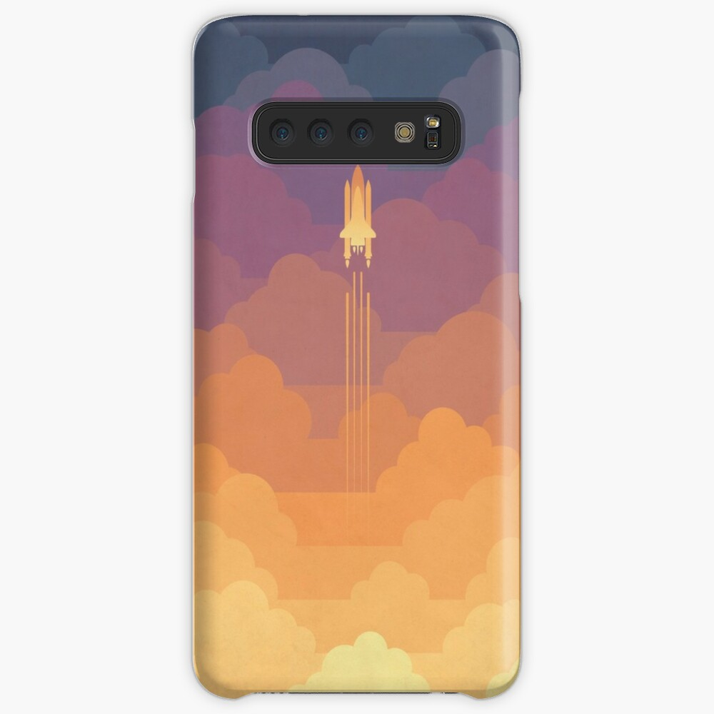 Clouds Case & Skin for Samsung Galaxy