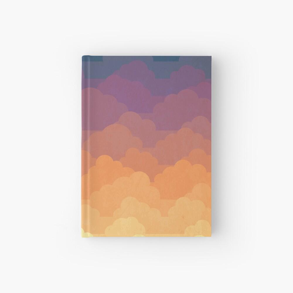 Wolken Notizbuch