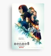 sense8 season 2 Canvas Print