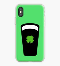 Pint of Guinness iPhone Case