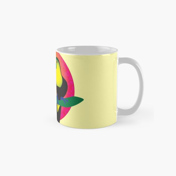 Toucan Yellow Classic Mug