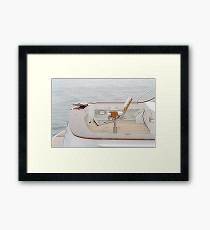 Deepsea Adventure Framed Print