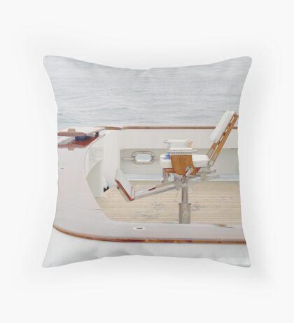 Deepsea Adventure Throw Pillow