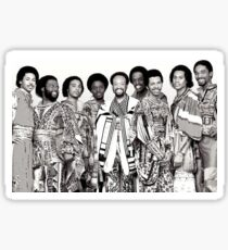 Earth Wind and Fire Photo Sticker