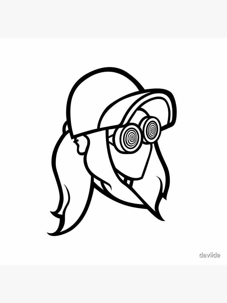 rezz logo official by daviide