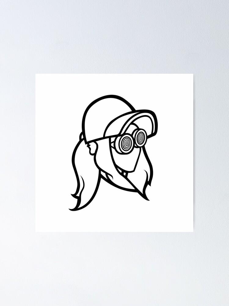 Alternate view of rezz logo official Poster