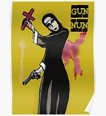 GUN NUN COVER Poster