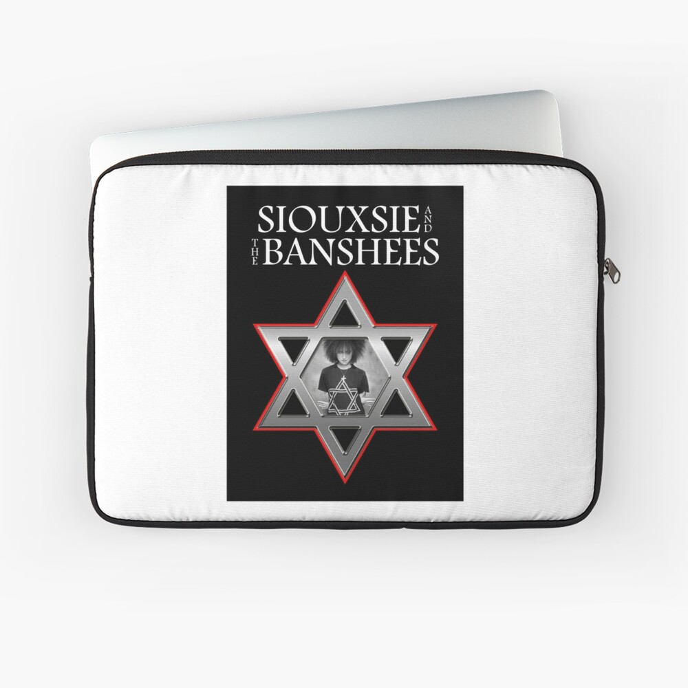 Siouxsie and the Banshees - Israel  Laptop Sleeve