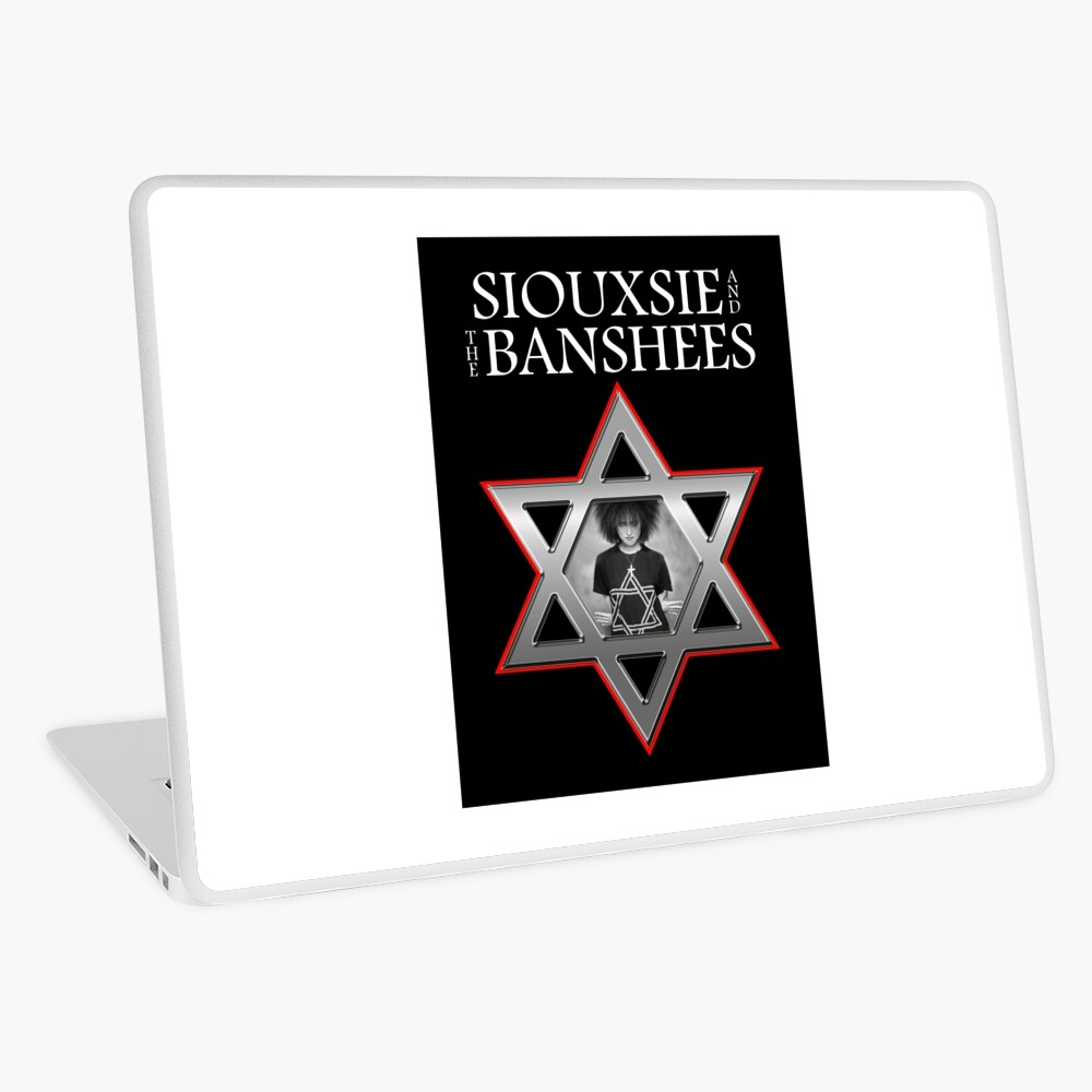 Siouxsie and the Banshees - Israel  Laptop Skin