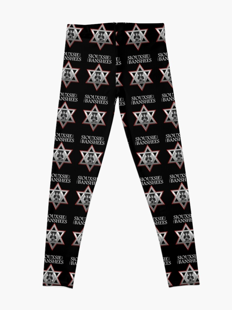 Alternate view of Siouxsie and the Banshees - Israel  Leggings