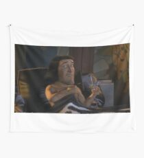 naughty farquaad Tapestry