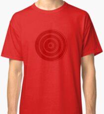 Mandala 33 Colour Me Red Classic T-Shirt