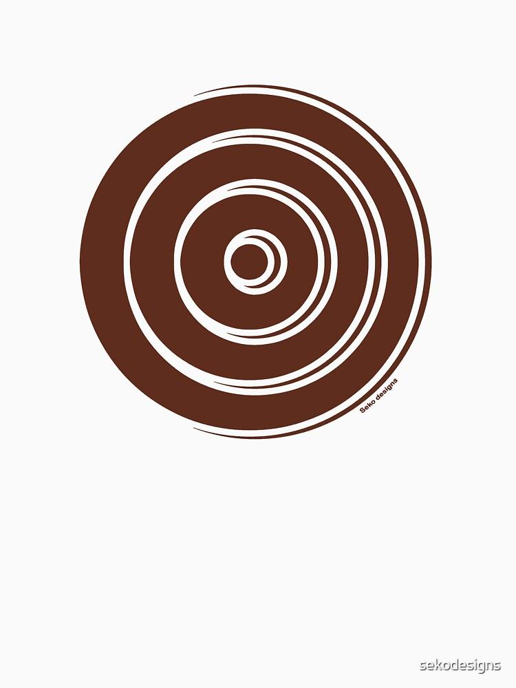 Mandala 33 Chocol'Art by sekodesigns