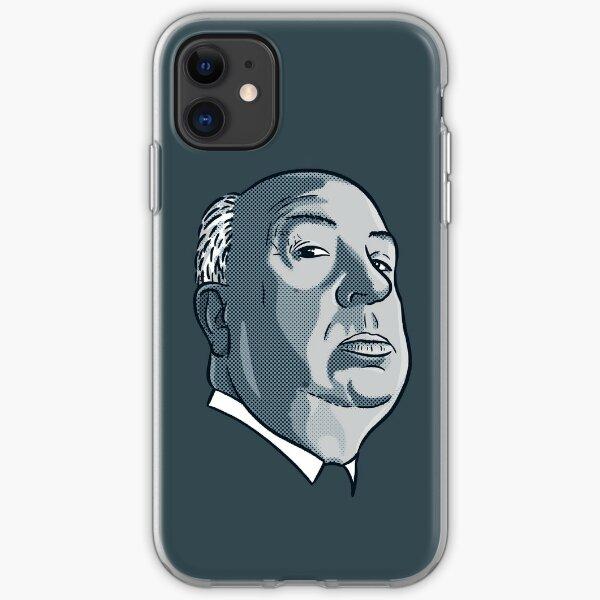 Hitchcock iPhone Flexible Hülle