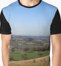 A clear view Graphic T-Shirt