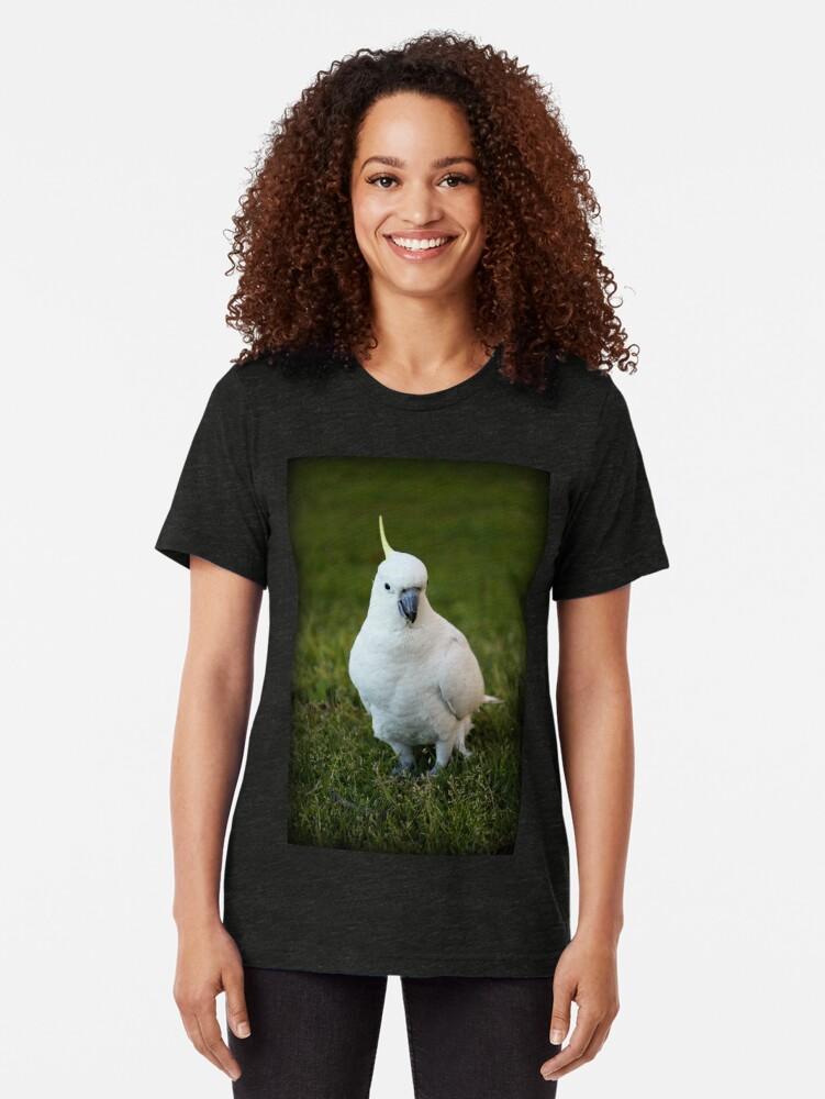 Alternative Ansicht von Ein Kakadu Vintage T-Shirt